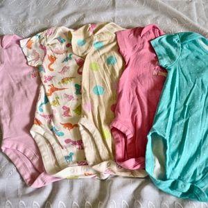 Toddler Girl Bodysuits